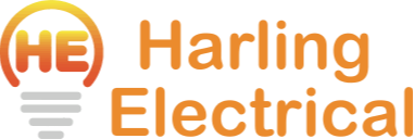 Harling Electrical Logo with Text